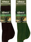 Army Socks Commando Patrol Sock Military Style Reinforced Sole Size 4-13 ~ New