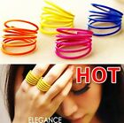 FD510 European Retro Princess Queen Gothic Nana Punky Candy Color Ring ~1pc~/