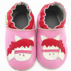 Soft Cow Leather Baby Infant Toddler Shoes 0-6,6-12,12-18,18-24,24-36 MTHS Horse