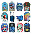 Kids Disney & Children Character Travel Holiday Trolley Suitcase Wheeled bag