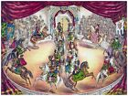 4472.Horse show.soldiers mounting horses parading.POSTER.decor Home Office art