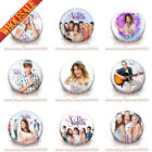 18-90pcs Violetta Button pin badges,brooches badges 30MM Clothes Decoration/Gift