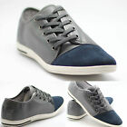 MENS BOYS SUEDE SMART PLIMSOLLS LOAFERS SHOES TRAINERS PUMPS CASUAL CANVAS BOAT