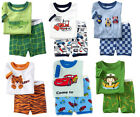 More Baby&Toddler Kid's boys Pajamas T-shirt+1 short pant For sleeptime Suit