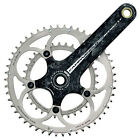 Campagnolo Record 2008 Carbon Ultra Torque Compact Chainset All Sizes