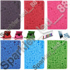 Cute PU Leather Magnetic Smart Cover Stand Case For Apple iPad Air / iPad mini