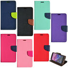 For LG Google Nexus 5 Smart Slim Fit Flip Leather Wallet Card Card Case Cover