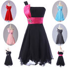 Bridesmaids Wedding Formal Sexy Party Evening Cocktail Dress 6 8 10 12 14 16 18+
