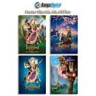 Disney Tangled 2010 HD Photo Poster Pack RD-5008-001 (A4-A3-A3Plus)