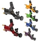 Hot Sale Pro Rotary Tattoo Machine Gun Metal Frame For Clip Cord 6 Colors R6