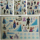 FROZEN Tattoo Stickers, Anna Elsa Olaf Kristoff Stickers Frozen Party Supplies