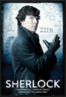 "SHERLOCK - FRAMED TV POSTER / PRINT (SHERLOCK SENTIMENT QUOTE) (SIZE 24"" X 36"")"