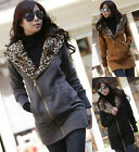 GK Girls' Warm Coat Hooded Trench Jacket Hoodies Outwear Tops 3 Colors Size S~XL