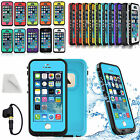 Shockproof Waterproof Dirt Snow Proof Durable Hard Case Cover For iPhone 5 5S 5C