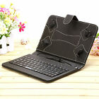 """Luxury 7"""" Universal Micro USB Keyboard Case Stand Cover for Tablet PC Phablet"""