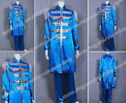 The Beatles Sgt Pepper Sir James Paul McCartney Blue Costume High Quality Great