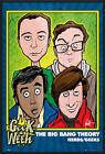 THE BIG BANG THEORY - FRAMED POSTER / PRINT (GEEK A WEEK - NERDS / GEEKS)