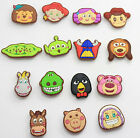 Free shipping children Disney Toy story mix PVC Shoe Charms Fit Jibbitz