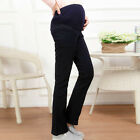 New Maternity Pregnant Women's Professional Pants Blend Cotton Trousers XK0002
