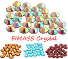 1440 x DMC Flat Back Foiled Crystals, EIMASS® Non Hot Fix Glass Rhinestones Gems