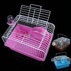 SN9F Hamster Gerbil Mouse House Cage Playhouse Package 1 Level with Food Trough