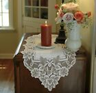 Heritage Lace Heirloom Table Runner, Ecru or White in 4 sizes, Vintage Country