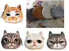 New cute Meow star people Cartoon Cat Coin Change Purse Money Hand Pocket Wallet