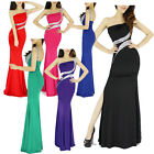 40%OFF Bridesmaid Maxi Bodycon Dress Evening Cocktail HOMECOMING Party Ball Gown