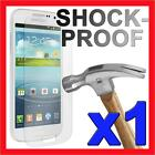 Scratch Resistant Shockproof Screen Protector Film Cover for Samsung Galaxy S3