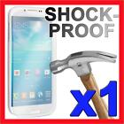 Scratch Resistant Shockproof Screen Protector Film Cover for Samsung Galaxy S4
