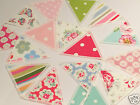CATH KIDSTON FABRIC Bunting ** £1 per flag** Choose your own combination FreeP&P