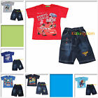 Disney Cars Batman Despicable ME 2 George Thomas Spiderman 2pcs Outfit SZ 2-8