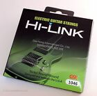 Proline Hi-Link Electric Guitar Strings - 3 PACK - VARIOUS SIZES/GAUGE. UK Stock