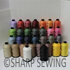 #69 NYLON THREAD 3,000 YARDS (2,742M) BONDED TEX70 SEW LEATHER CANVAS UPHOLSTERY