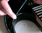 Binding Sticker/Decal For Guitar Bass Body, Neck, Headstock...