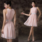 HOT SELLING Shining ~Chiffon Evening Graduation Party Ball Prom Cocktail Dresses