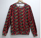 Little Strawberry 3D Printed Sweater For Women Men Sweatshirts Tops Long  Sleeve