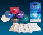 OPRO Refresh & Large Pearl Case ~ 20 Mouthguard Cleaning Tablets & Gumshield Box