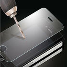 Tempered Glass Film Screen Protector Scratch Guard for Apple iPhone 5 5S 4 4S
