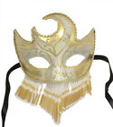 VENETIAN PARTY MASK Glitter and Beaded MASQUERADE