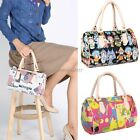 Hot Women's Faux Leather Pattern Print Cross Body Bags Handbag Shoulder Bag ItS7