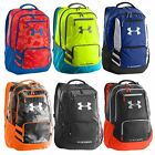 2014 Under Armour Hustle Storm Backpack Funky Gym Bag /Laptop Bag