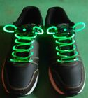 Hot New LED Light Up Shoes Shoelaces Flash Glow in Dark Stick Disco Shoestrings