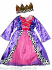 Princess Royal Queen King Nativity Crown Christmas Fancy Dress Costume Party