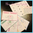 Baby Shower Game - Lucky Trunky - GENERIC - 20 Guests