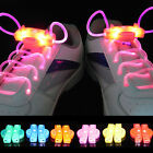 SALE~Vogue Waterproof LED Glow in the Dark Shoelaces Shoe RAVE PARTY NIGHT SHINE