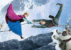 FROZEN 29 ELSA AND KRISTOFF PHOTO PRINT