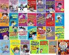 NEW  HORRID HENRY BOOK Rocks Underpants Zombie Monster movie Christmas Robs Bank
