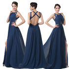 Women Long Evening Dress Formal Celebrity Party Ballgown Bridesmaid Prom Dresses