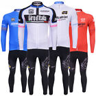 Summer Cycling Racing Team Short Sleeve Men's Black Team Cycling Jersey